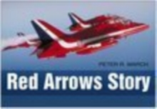 The Red Arrows Story, Hardback Book