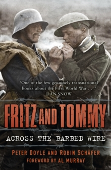 Fritz and Tommy : Across the Barbed Wire, Hardback Book