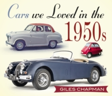 Cars We Loved in the 1950s, Paperback Book