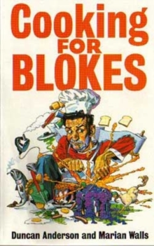 Cooking for Blokes, Paperback Book