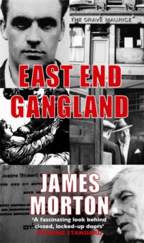 East End Gangland, Paperback Book