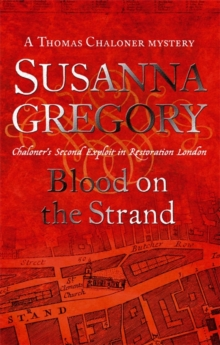Blood on The Strand, Paperback Book