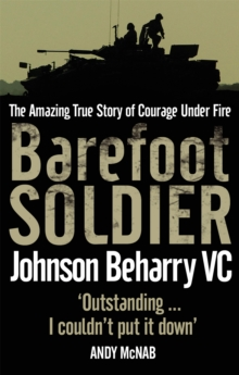 Barefoot Soldier, Paperback Book