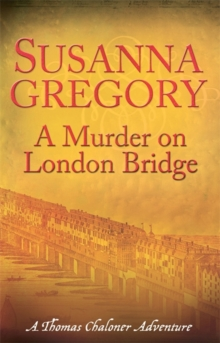 A Murder on London Bridge, Paperback Book