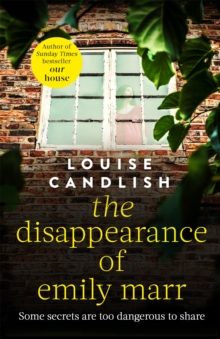 The Disappearance of Emily Marr, Paperback Book