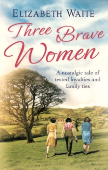 Three Brave Women, Paperback Book