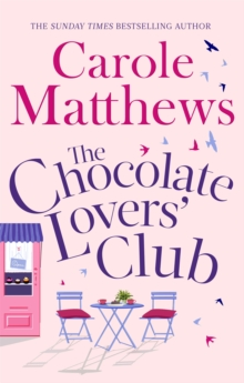 The Chocolate Lovers' Club, Paperback Book