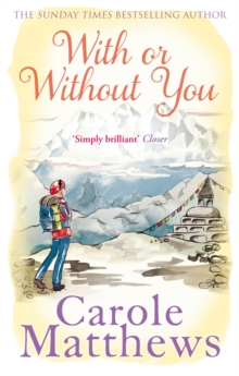 With or Without You, Paperback Book
