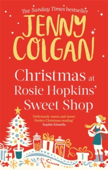Christmas at Rosie Hopkins' Sweetshop, Paperback Book