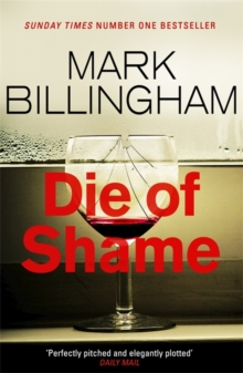 Die of Shame, Paperback Book