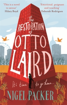 The Restoration of Otto Laird, Paperback Book