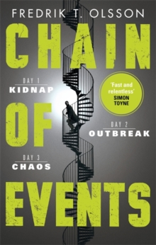 Chain of Events, Paperback Book