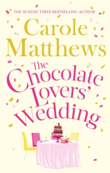 The Chocolate Lovers' Wedding, Paperback Book