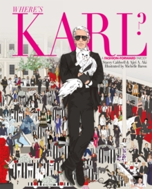 Where's Karl? : A Fashion Forward Parody, Hardback Book