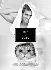Men and Cats, Hardback Book