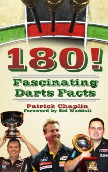 180! Fascinating Darts Facts, Paperback Book