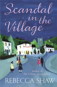 Scandal in the Village, Paperback Book