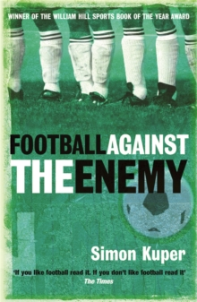 Football Against the Enemy, Paperback Book