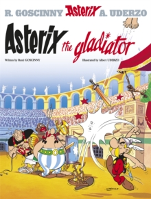 Asterix The Gladiator : Album 4, Paperback Book
