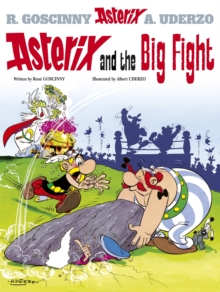 Asterix and the Big Fight : Album 7, Paperback Book