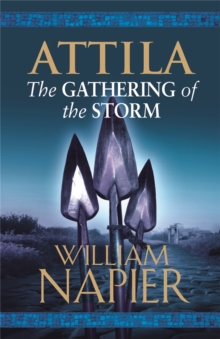 Attila: The Gathering of the Storm, Paperback Book