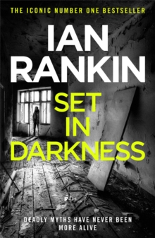 Set in Darkness, Paperback Book