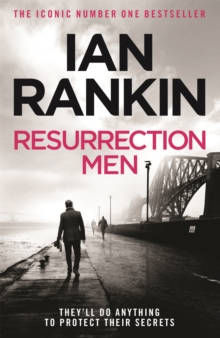 Resurrection Men, Paperback Book