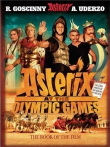 Asterix at the Olympic Games, Hardback Book