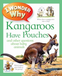 I Wonder Why Kangaroos Have Pouches, Paperback Book