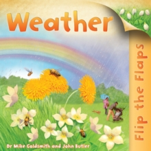 Flip the Flaps: Weather, Paperback Book