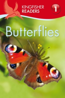 Kingfisher Readers: Butterflies (Level 1: Beginning to Read), Paperback Book