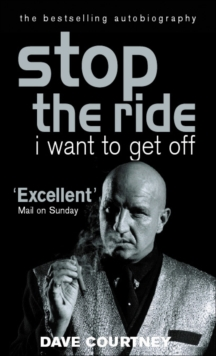 Stop The Ride, I Want To Get Off, Paperback Book