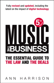 Music : The Business, Hardback Book