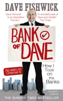 Bank of Dave : How I Took On the Banks, Paperback Book