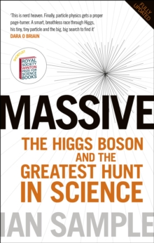 MassiveThe Higgs Boson and the Greatest Hunt in Science:, Paperback Book