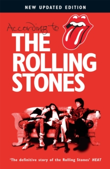 "According to the ""Rolling Stones"", Paperback Book"