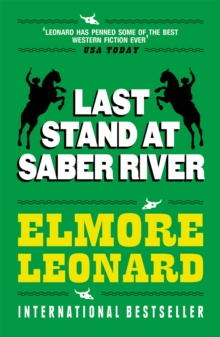 Last Stand at Saber River, Paperback Book