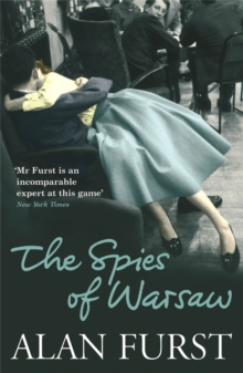 The Spies of Warsaw, Paperback Book