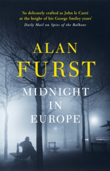 Midnight in Europe, Paperback Book