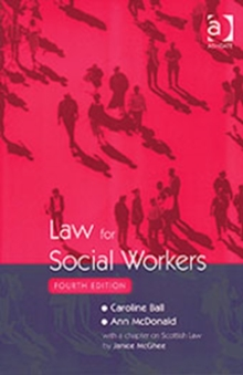 Law for Social Workers, Paperback Book