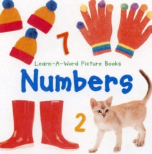 Numbers, Board book Book