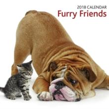 2018 Calendar: Furry Friends