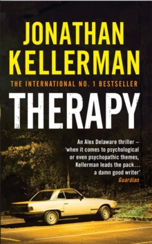 Therapy (Alex Delaware Series, Book 18) : A compulsive psychological thriller, Paperback Book