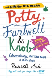 Potty, Fartwell and Knob : From Luke Warm to Minty Badger - Extraordinary But True Names of British People, Paperback Book