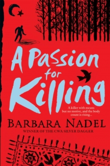 A Passion for Killing, Paperback Book