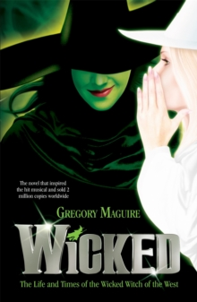 Wicked, Paperback Book