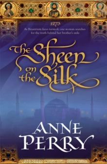 The Sheen on the Silk, Paperback Book