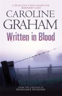 Written in Blood : A Midsomer Murders Mystery 4, Paperback Book
