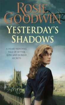 Yesterday's Shadows, Paperback Book