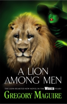 A Lion Among Men, Paperback Book
